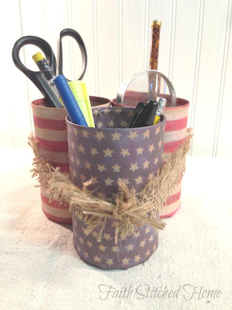 Patrioticpencilcup