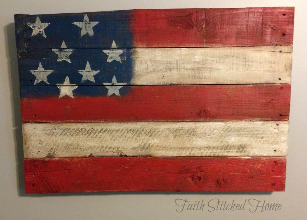 Pallet flag (2)