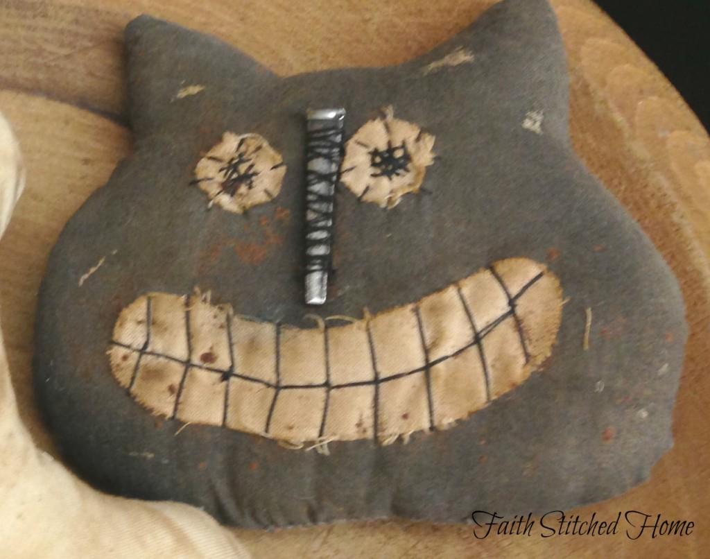 Halloween cat 2