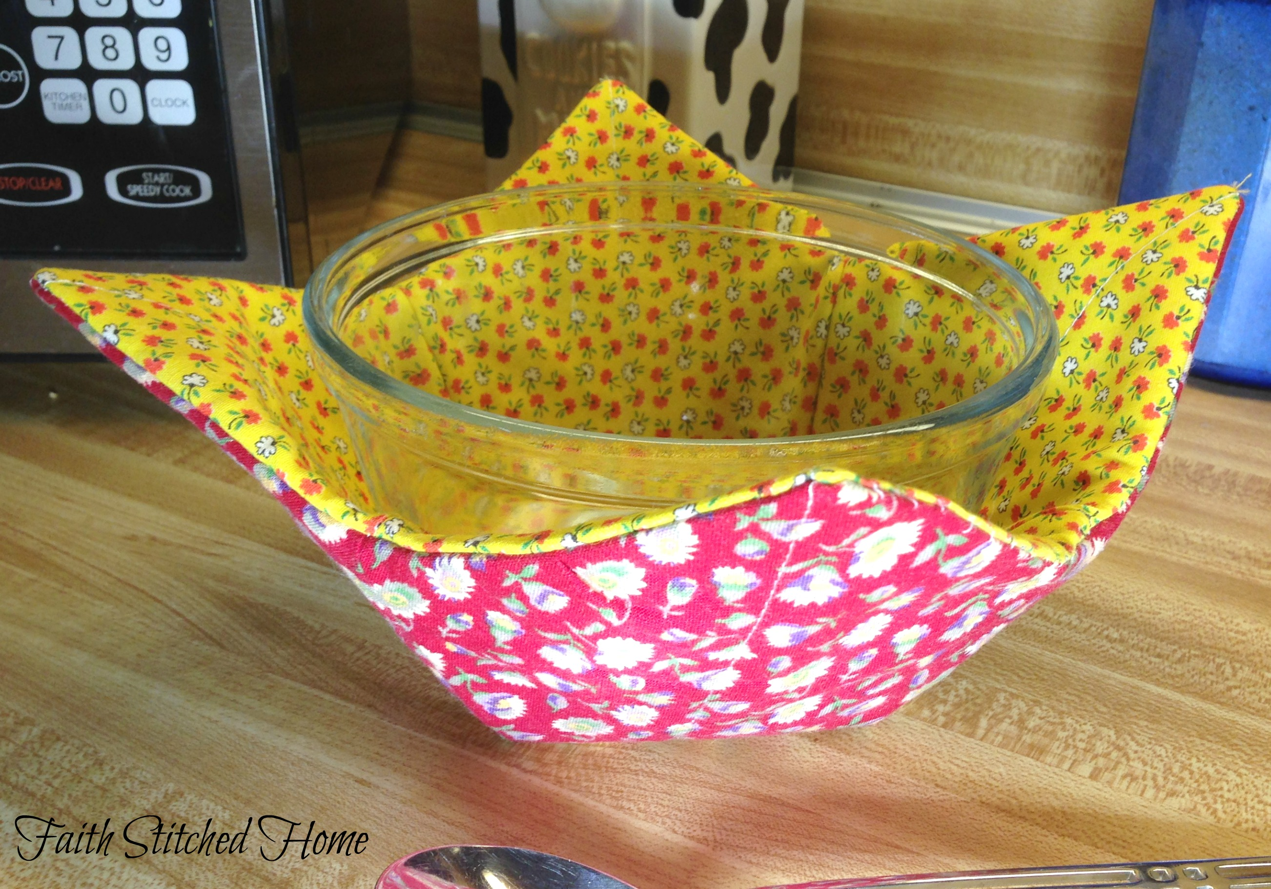 Microwave Bowl Cover Pattern Bestmicrowave